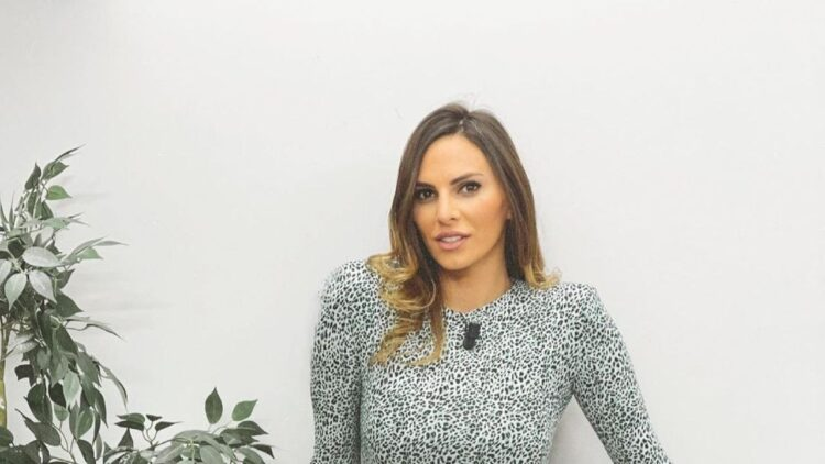 Irene Rosales reveló algunos detalles sobre su futuro
