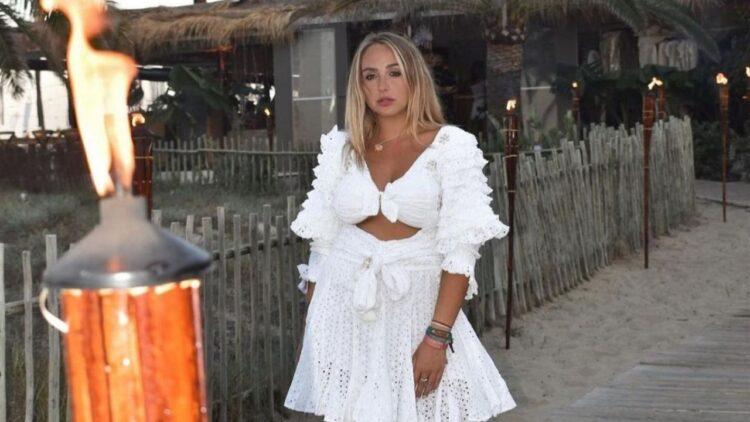 Rocío Flores compartió una tarde divertida con Olga Moreno
