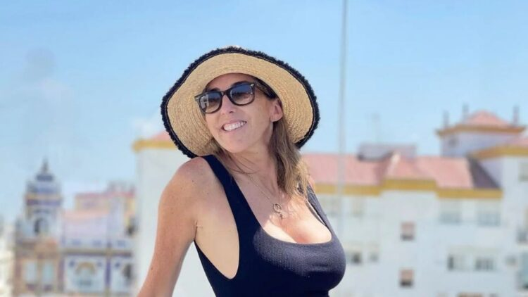 La sensual fotografía de Paz Padilla que llega a internet
