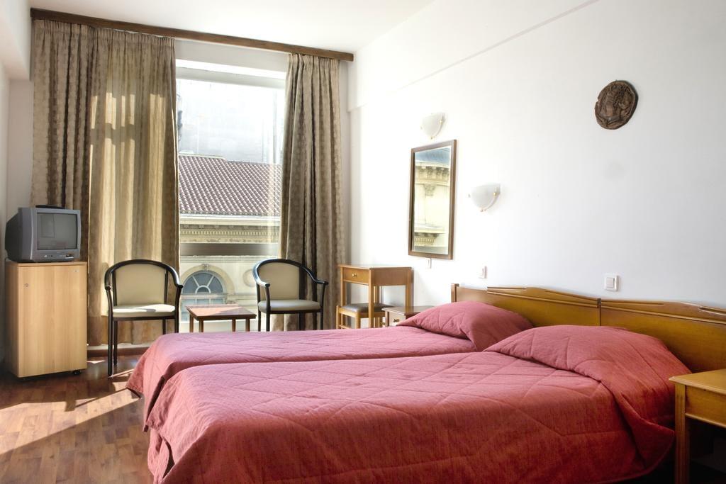 Arethusa Hotel Atenas