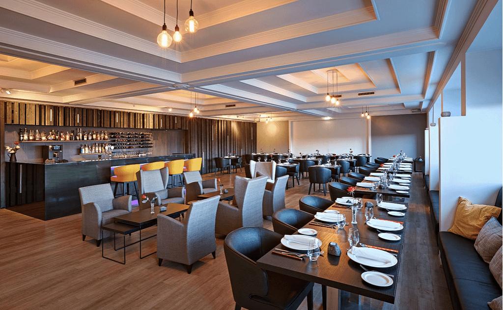 Restaurante HVER Islandia