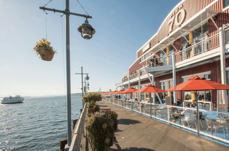 Seattle restaurante mar