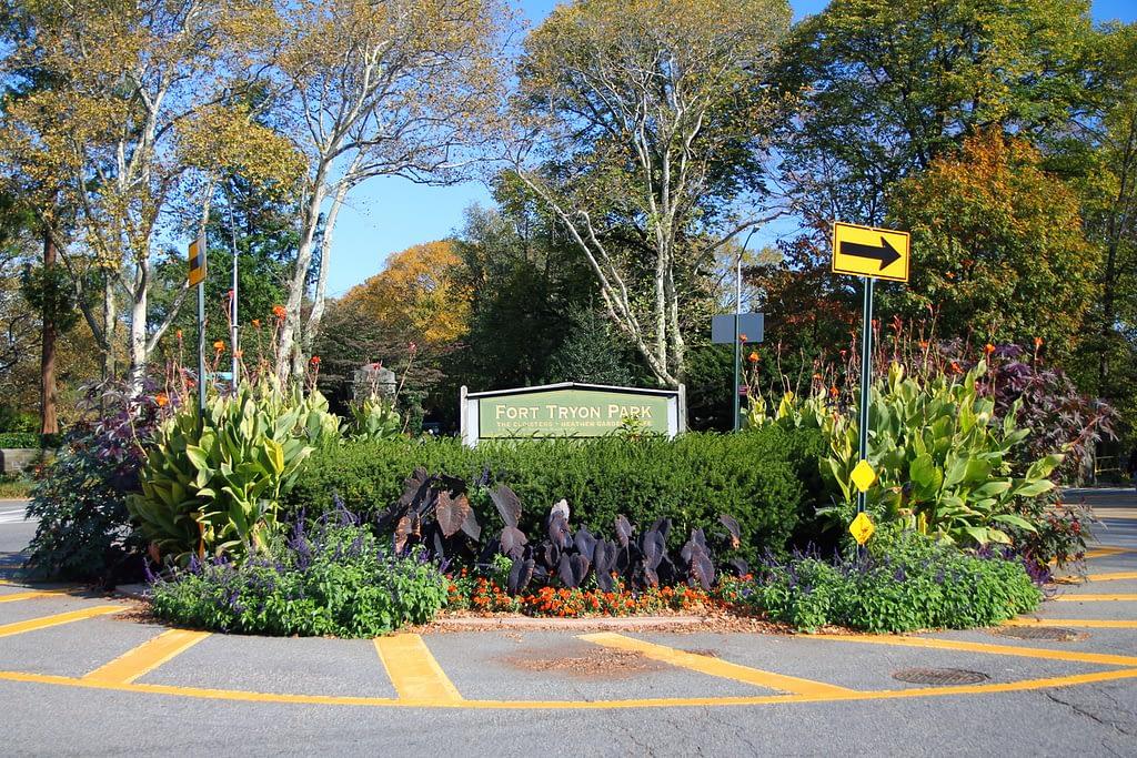 Fort Tryon Park Nueva York