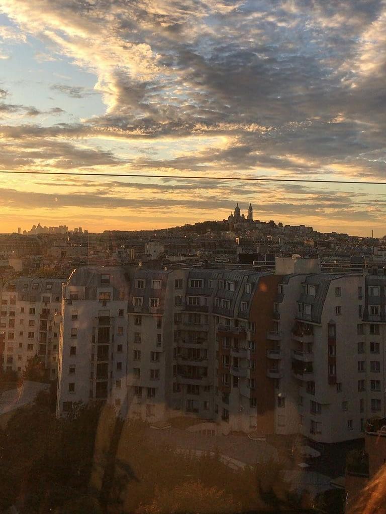 rooftops Paris generador de albergue