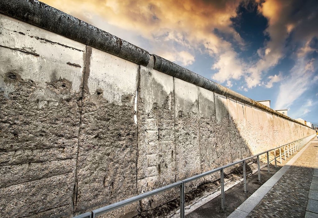 Memorial del Muro de Berlín