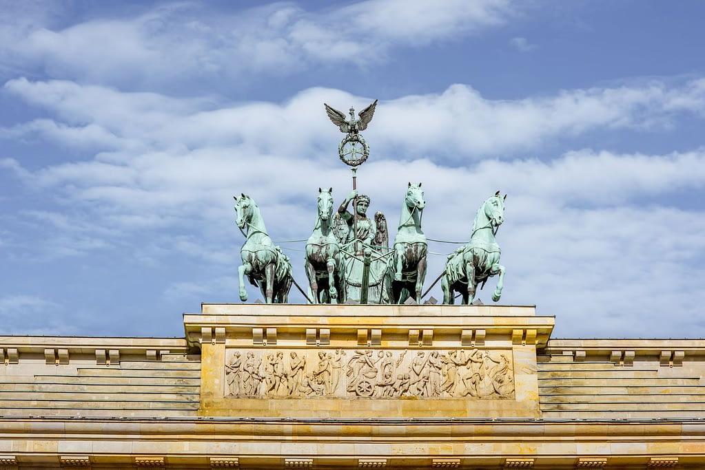 Quadriga Brandeburgo