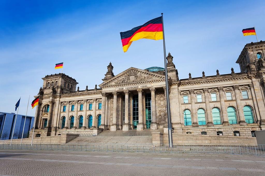 Palacio del Reichstag de Berlín