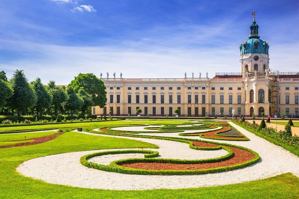 Jardines de Charlottenburg