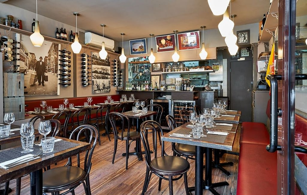 restaurant new york piccola