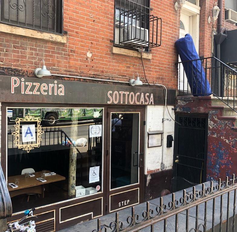 pizzería sottocasa