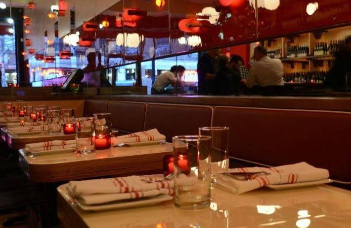 Restaurante francés amelie