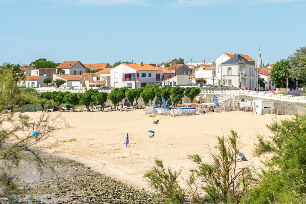 playa de fouras