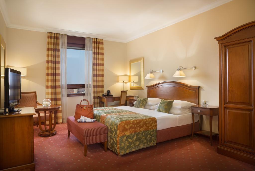 best western premier astoria hotel de lujo zagreb