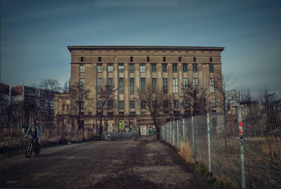 Berghain Berlín