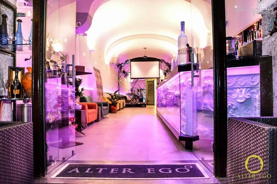Alter Ego Lounge Bar Nápoles