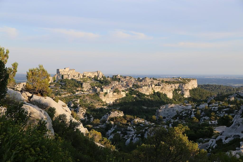 pueblo baux de provence