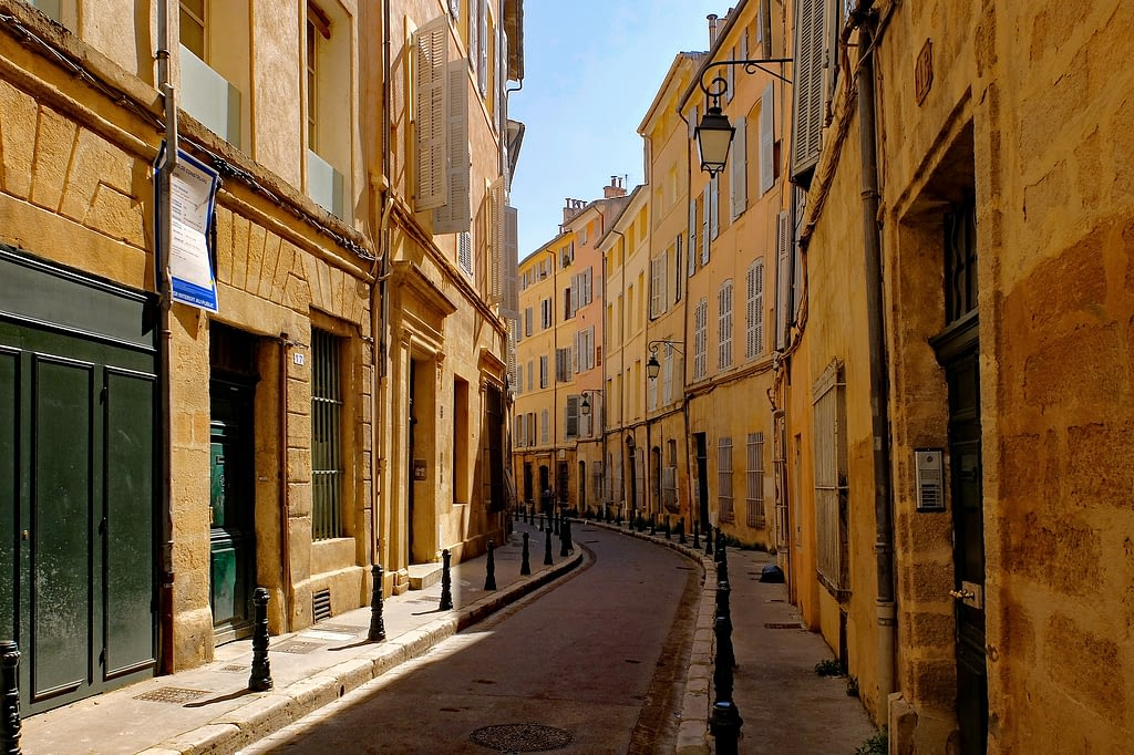 Calle Aix en Provence