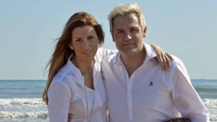 Mayte García reveló los motivos de su divorcio de Santiago Cañizares