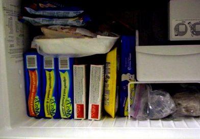 Ajusta el congelador a la temperatura correcta.