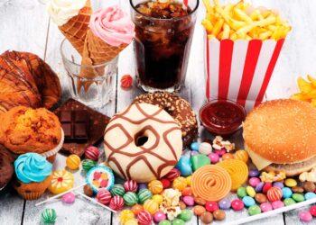 Alimentos que contienen exceso de azúcar