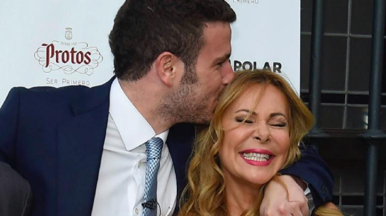 Ana Obregón y el desgarrador mensaje para su hijo Aless en el aniversario de su muerte Foto: Instagram
