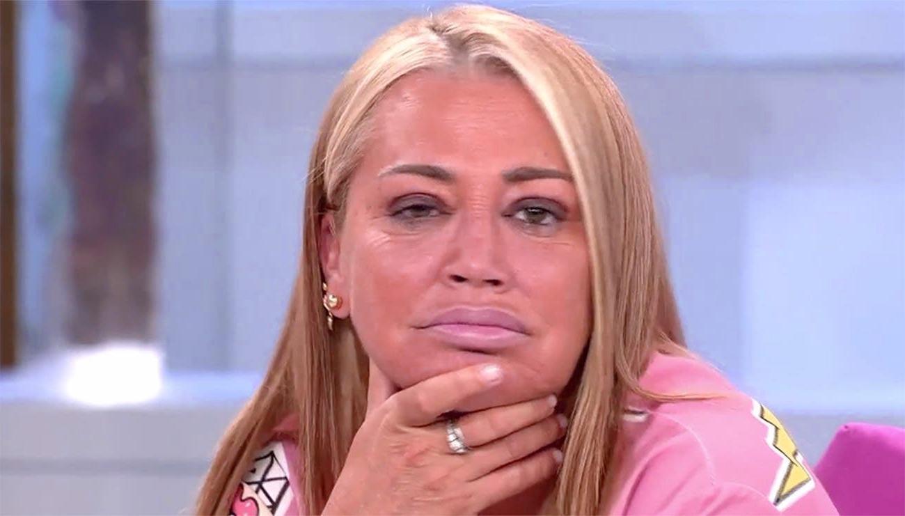 """""""Me gusta mucho"""". Belén Esteban lo confirma en directo y sorprende a todos"""
