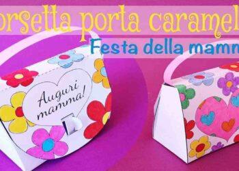 Bolsa de caramelos, el regalo perfecto para el día de la madre