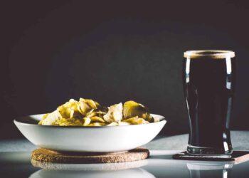 Chips de alcachofa de Jerusalén, los secretos para tenerlos perfectos y crujientes