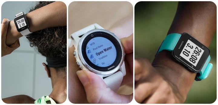 mejor marca de reloj para mujer garmin