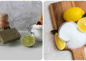 Cómo hacer 6 detergentes caseros en unos sencillos pasos