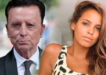 Gloria Camila cada día más cerca de su padre José Ortega Cano