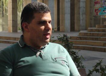 """Jordi Blesa: """"El implante coclear me permitió saborear una de mis pasiones, tocar el acordeón"""""""