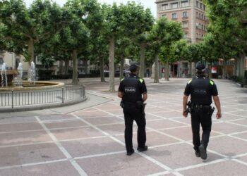 parella policia local tàrrega