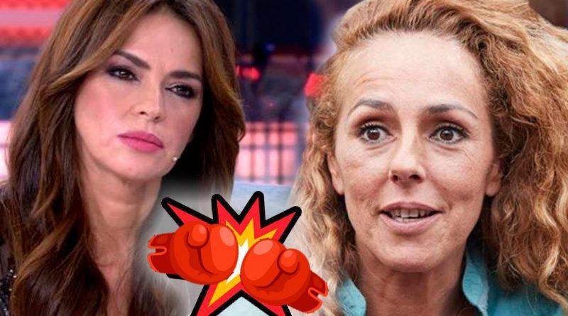 La esposa de Antonio David le quita la careta a Rocio Carrasco