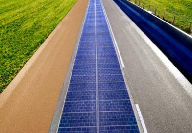 La primera ruta SOLAR del mundo produce aún más energía de la prevista.