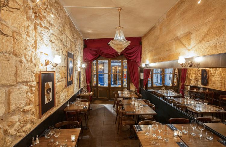 Restaurante Mélodie Bordeaux