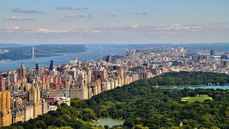Los 8 parques más bellos de Nueva York
