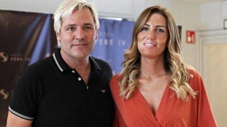 Mayte Garcia revelo los motivos de su divorcio de Santiago