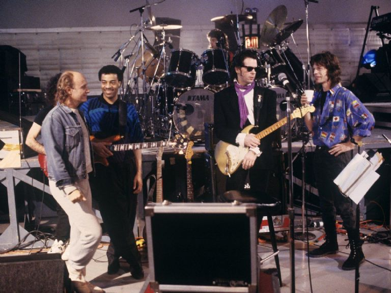 Muere el gerente de los Rolling Stones Mick Brigden en