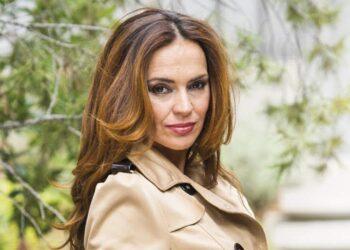 Olga Moreno como nunca la has visto