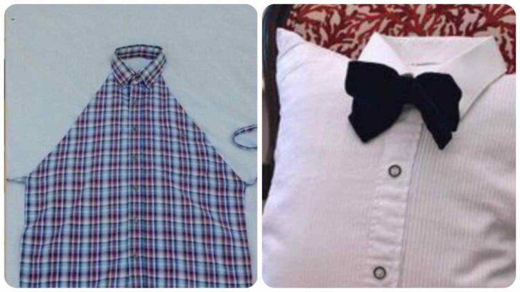 Recicla camisetas, aquí tienes muchas ideas para reutilizar nuestra ropa vieja