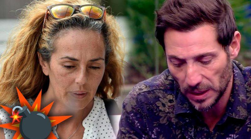 Rocio Carrasco Acorrala a Antonio David