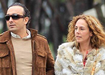 Rocío Carrasco y Fidel Albiac vuelven a la vida normal