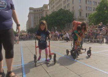 cursa infantil adaptada barcelona