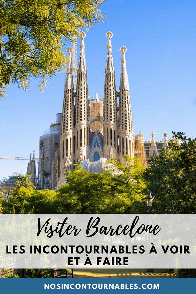 Visita Barcelona lo imprescindible para ver y hacer