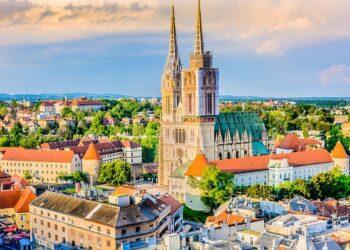 Catedral de Zagreb, Croacia