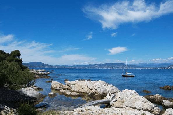 Islas Lerins Cannes