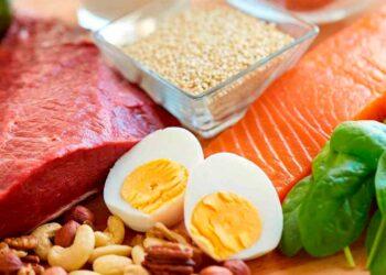 Alimentos recomendados a diario
