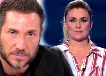 Antonio David Flores y Carlota Corredera