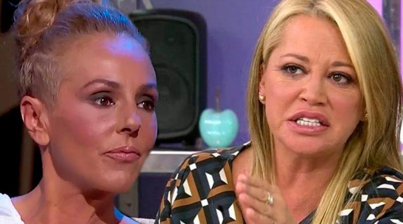 """""""Es vergonzoso"""". Belén Esteban ataca y destroza a Rocío Carrasco"""